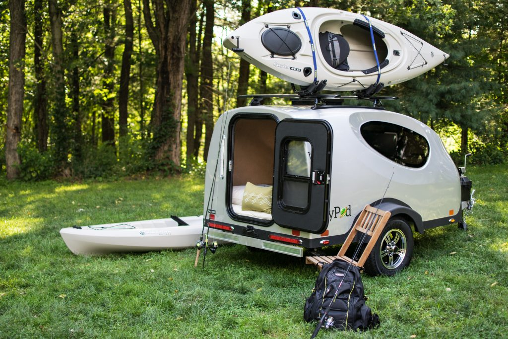 Explore the MyPod by Little Guy Trailers