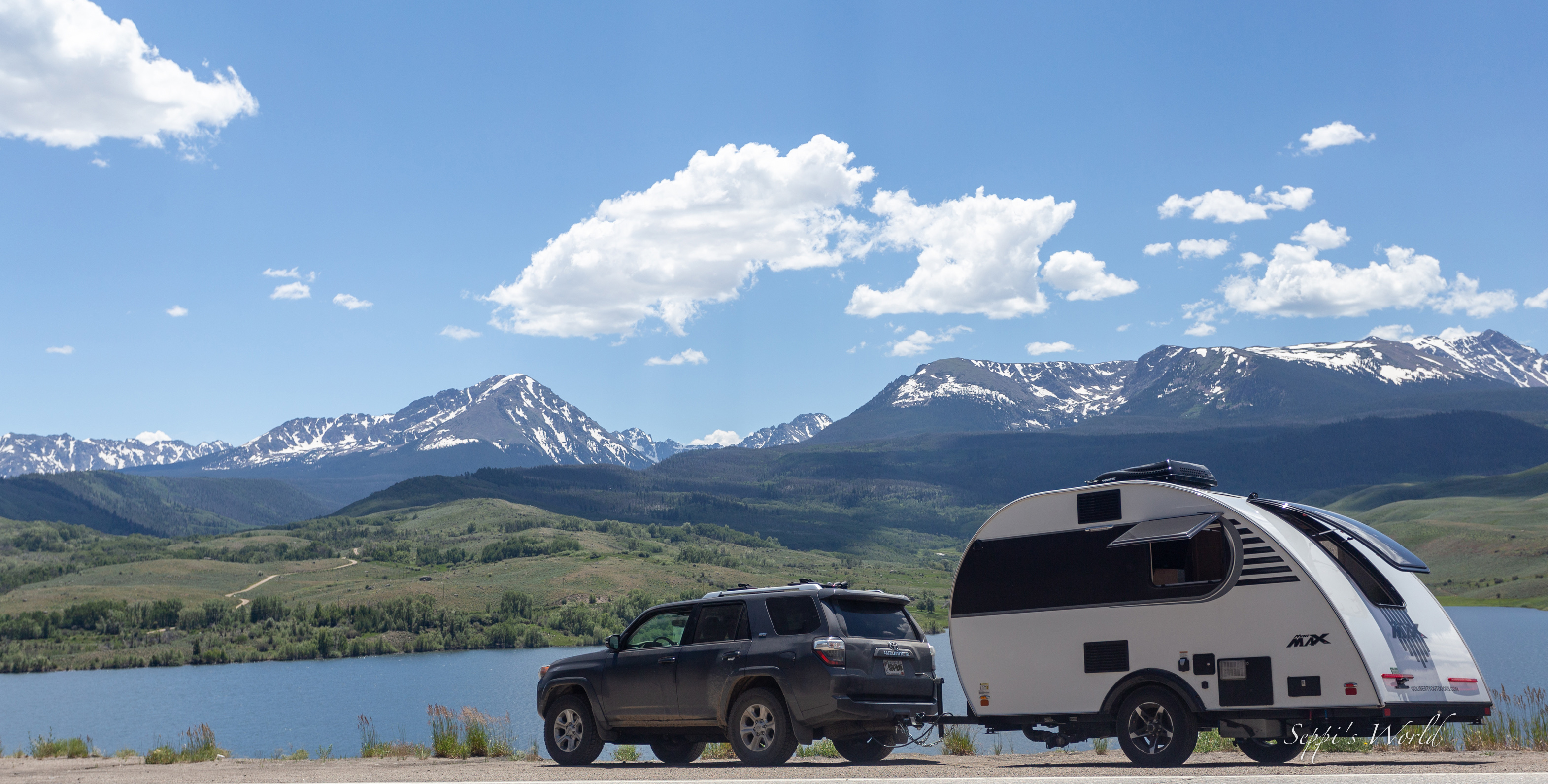 Freedom To Roam – With Little Guy Trailers
