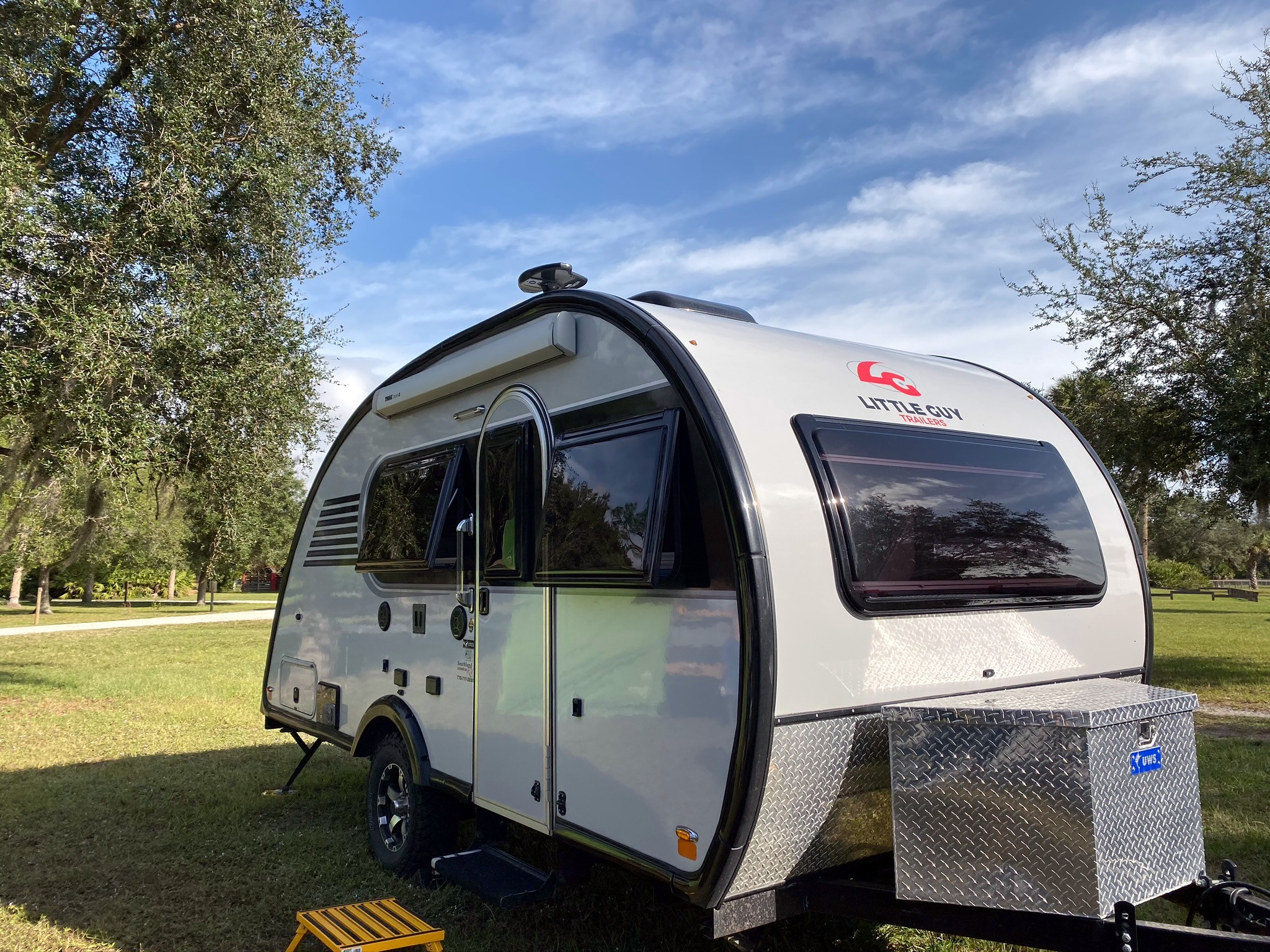 Get out and camp! FREE camping in Florida? Oh yes, you can!